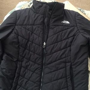 Like new puffer north face